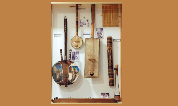 A Day at the Music Instrument Museum….